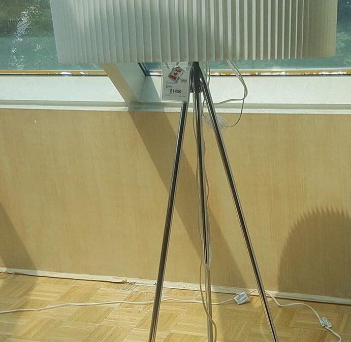 Adjustable Tripod Lamp (SKU 087788)