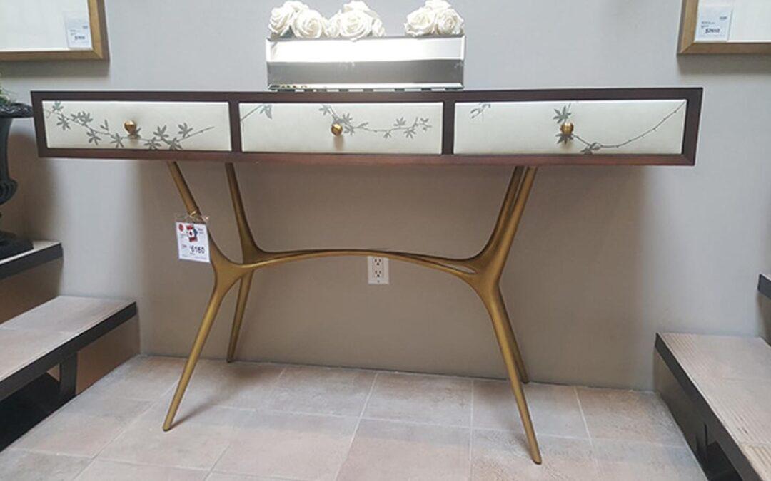 Hickory Chair Agnes Console (SKU 140435)