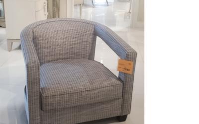 Bernhardt – Alana Chair (SKU 173400)