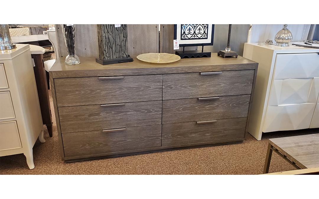 Grey Brushed Dresser (173757) – SOLD